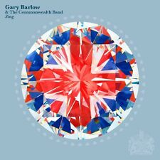 GARY BARLOW & THE COMMONWEALTH BAND - SING - CD  NUOVO