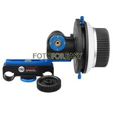 FOTGA DP3000 M2 DSLR Follow Focus A/B Hard Stops for 15mm Rod 5D II III 7D 60D