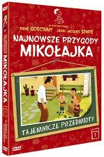 Mikolajek - Najnowsze przygody Mikolajka cz. 1 (DVD)   POLISH POLSKI