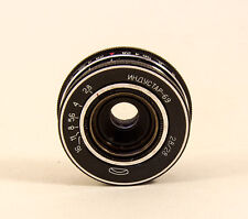 Industar 69 M39 28mm f/16 USSR Lens for FED Leica Zorki