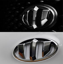 Brenthon Hood Trunk Steering Wheel Horn Cap Emblem 3p For 2011-2014 Kia Sportage