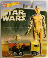 HIWAY HAULER SEMI TRUCK RALPH MCQUARRIE STAR WARS RR REAL RIDERS HOT WHEELS 2016