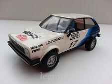 Slot SCX Scalextric Altaya Ford Fiesta 1600 - 1979 Rallye MonteCarlo