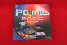 SUPERB IMMACULATE FAMILY GAME OF POINTLESS  UNIVERSITY GAMES!LIGHT MARKS TO BOX