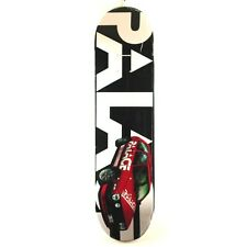 PALACE - GTI RED SKATEBOARD DECK 8.1 INCH - FREE GRIP FREE SHIPPING VW CAR DUB