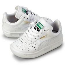 PUMA GV SPECIAL (TD) TODDLER 351721-01 White Shoes Infant Sneakers Baby Size 9
