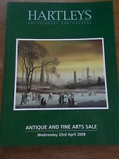 Hartleys Antique Auction Catalogue Decorative Arts incl Industrial BRAAQ Picture