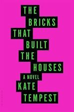The Bricks that Built the Houses, Tempest, Kate, New Book