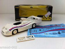 Solido - 86 - Porsche 936 Le Mans 1977 Ickx Haywood Barth (1/43)