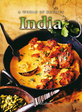 India (A World of Recipes), Julie McCulloch, New Book