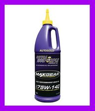 ROYAL PURPLE MAX-GEAR OLIO CAMBIO 75W-140 GL4 75W140 differenziale