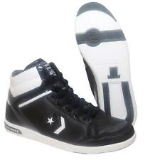Womens Girl CONVERSE All Star BLACK WHITE LADY WEAPON HI Trainers Boot SIZE UK 5