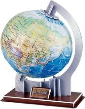 Jigsaw 3D Puzzle  -  World Globe  - 71  pieces