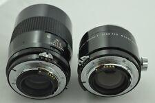 Vivitar Series 1 90 mm f/2.5 für Nikon AI mit Macro Extender und Chip - Bokina