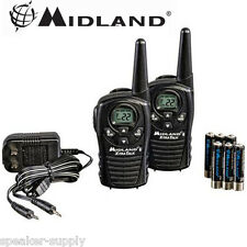 Midland Xtra Talk LXT118VP Two Way Radio Walkie Talkie GMRS 18 Mile 22 Channel