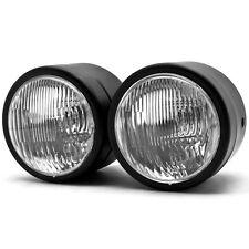 Black Twin Headlight Motorcycle Dual Lamp For Honda Ruckus Aero Z EZ 50 90
