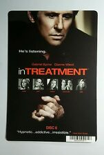 IN TREATMENT GABRIEL BYRNE WIESTCOVER ART MINI POSTER BACKER CARD (NOT a movie )