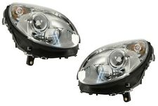NEW Mercedes W251 R320 HELLA Set of Left and Right Halogen Headlights Assembly