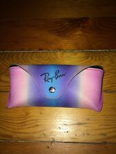 Ray Ban Sunglass Eyeglass Case Pouch Multi-color