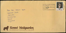 Denmark 1986 Commercial Cover To England #C32728