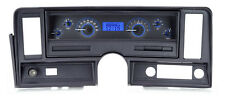 Dakota Digital 69-76 Chevy Nova Analog Dash Gauge System Carbon Blue VHX-69C-NOV