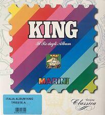 Album Marini King Trieste A nuovo listino 111,00 spedito con DHL gratis