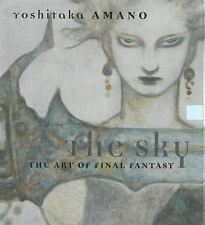The Sky Volume I II III Set : The Art of Final Fantasy Slipcased 2013 Hardcover