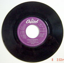 ONE 1982'S 45 R.P.M. RECORD, THE STEVE MILLER BAND, ABRACADABRA + BABY ...