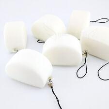 Cute Soft Squishy Cell phone Charms Kawai Bread Simulation Bag Chain Straps C