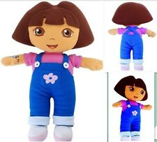 New DORA THE EXPLORER Kids Girls Soft Cuddly Stuffed Plush Toy Doll