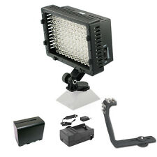 Pro 12 LED action video light F970 for Sony X3000 AS300 X1000V X1000VR AS200V