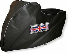 Triumph Thunderbird Breathable Indoor Motorcycle Cover by 'DustOff! Covers