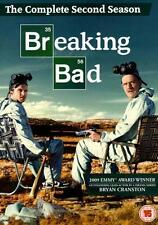 Breaking Bad - Complete Series 2 (4 DVD Set / Bryan Cranston 2012)