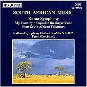 South African Music  - Orchestral works by South African composers (Marco Polo)