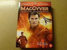 5-DISC DVD BOX / MACGYVER: SEASON 4