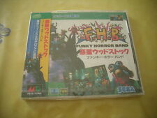 FUNKY HORROR BAND MEGA CD JAPAN IMPORT NEW SEALED