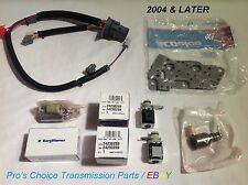 Master Solenoid Kit with Pressure Switch Manifold & Harness-Fits 4L80E 2004 & UP