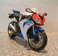 1:12 HONDA FIREBLADE BLADE FACTORY HRC CBR1000R 2008 2009 2010 2011 SUPERB MODEL