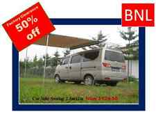 BNL OUTDOORS Car Side Awning Roof Top Tent 2.5Mx2M Camper Trailer Camping 4x4
