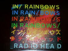 RADIOHEAD in rainbows Japan CD SEALED BZ90