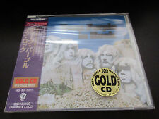 Deep Purple in Rock Japan Gold CD OBI Factory Sealed New Copy Ritchie Blackmore