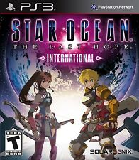 NEW Star Ocean: The Last Hope -- International  (Sony Playstation 3, 2010)