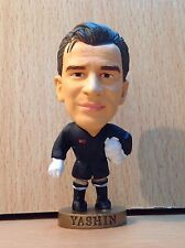 CORINTHIAN LEV YASHIN USSR CG284 WORLD GREATS CLUB GOLD PROSTAR FIGURE