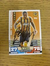 2014/2015 Autograph: Hull City - Hernandez, Abel [Hand Signed 'Topps Match Attax