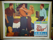 DON'T KNOCK THE TWIST, orig 1962 LC (Chubby Checker)
