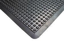 Goma Multi-propósito industrial anti fatiga Burbuja Estera de 3' X 2' pies