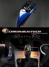 BMW E46 E60 Lemans BLU 381 LED Cambio Pomello Cambio for guida a destra con/