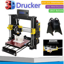 Neu A8 3D Printer DIY i3 Upgradest High Precision Reprap Prusa 3d Drucker DE