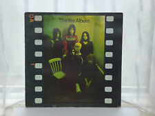 """Yes - The Yes Album 12"""" LP 1971 Red / Plum Label"""