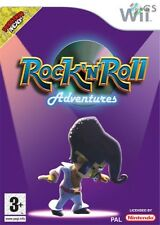 Rock 'N' Roll Adventures Nintendo Wii * NEW SEALED PAL *